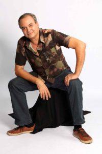 Camisa masculina musgo